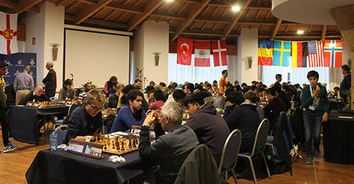 Hola! Sunway Sitges Chess festival 2017 begins!