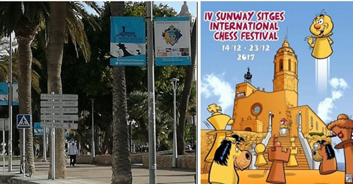 IV Sunway Sitges Chess Festival 2017